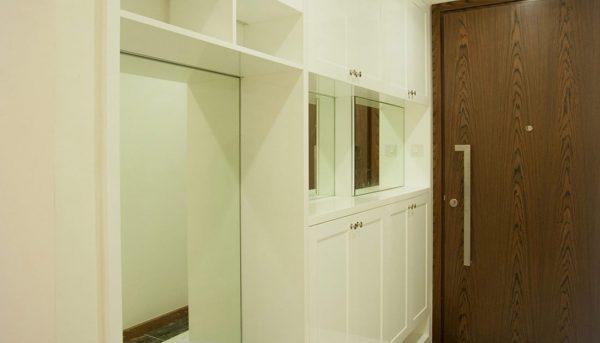 Thi công nội thất chung cư Vinhomes Sky Lake căn 3 phòng ngủ 1