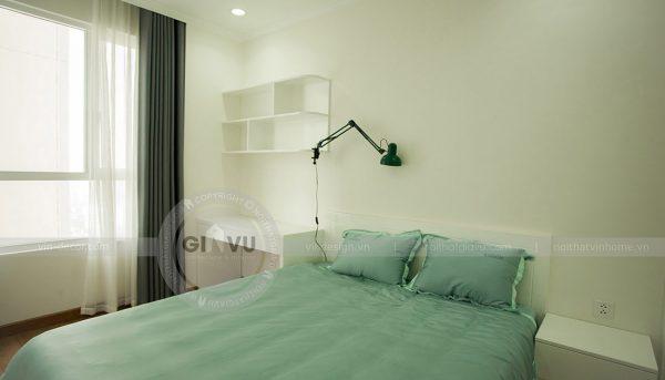 Thi công nội thất chung cư Vinhomes Sky Lake căn 3 phòng ngủ 15