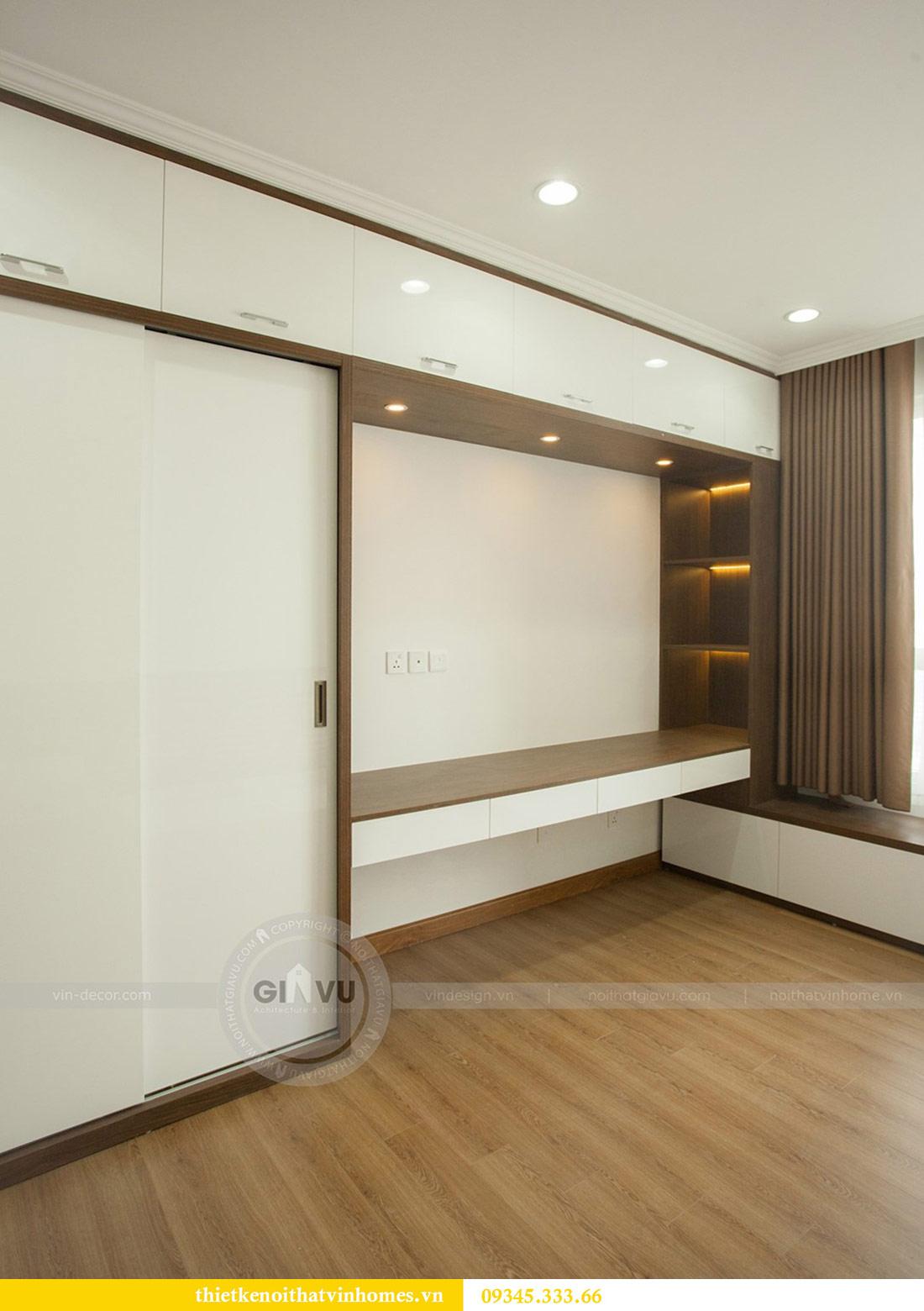 Thi công nội thất chung cư Vinhomes Sky Lake căn 3 phòng ngủ 17