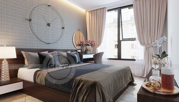 Thiết kế nội thất căn hộ 01 tòa C1 chung cư Dcapitale Trần Duy Hưng 10