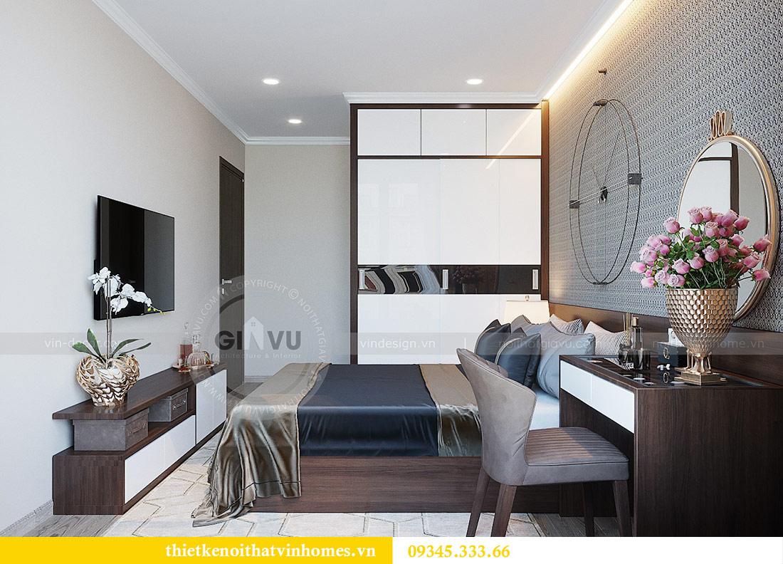 Thiết kế nội thất căn hộ 01 tòa C1 chung cư Dcapitale Trần Duy Hưng 11