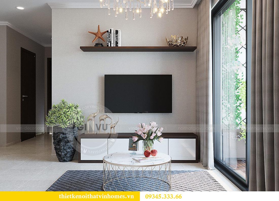 Thiết kế nội thất căn hộ 01 tòa C1 chung cư Dcapitale Trần Duy Hưng 6
