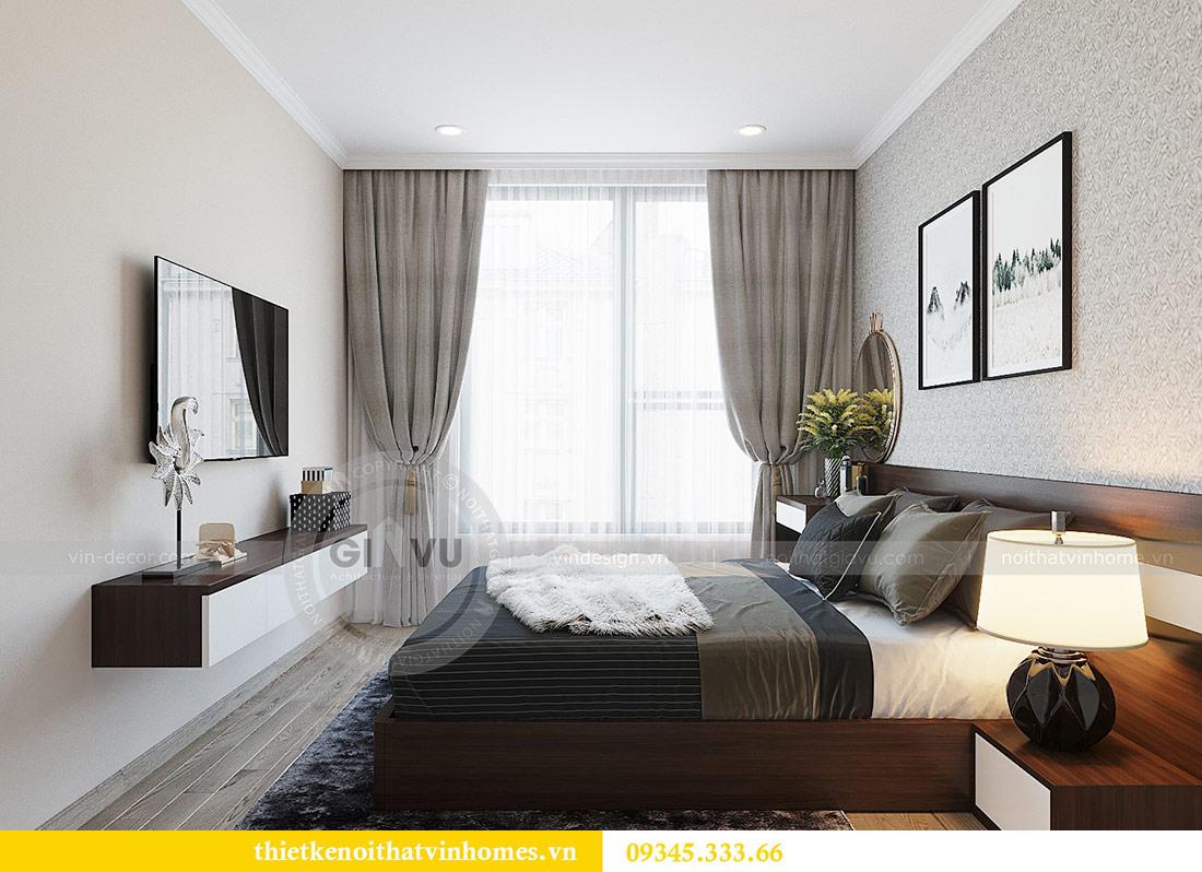 Thiết kế nội thất căn hộ 01 tòa C1 chung cư Dcapitale Trần Duy Hưng 8