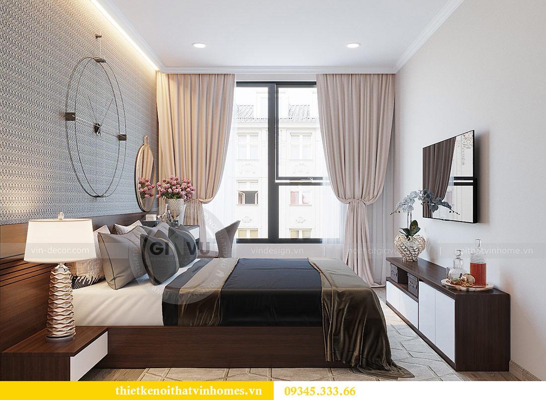Thiết kế nội thất căn hộ 01 tòa C1 chung cư Dcapitale Trần Duy Hưng 9