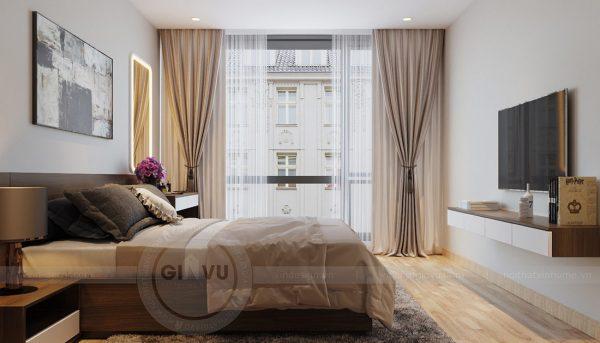 Thiết kế nội thất căn hộ Metropolis theo phong cách hiện đại 7