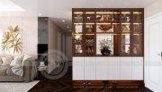 Thiết kế nội thất căn hộ Sky Lake tòa S1 căn 11 - chị Hồng 3