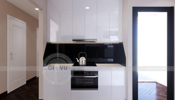 Thiết kế nội thất căn hộ Sky Lake tòa S1 căn 11 - chị Hồng 4