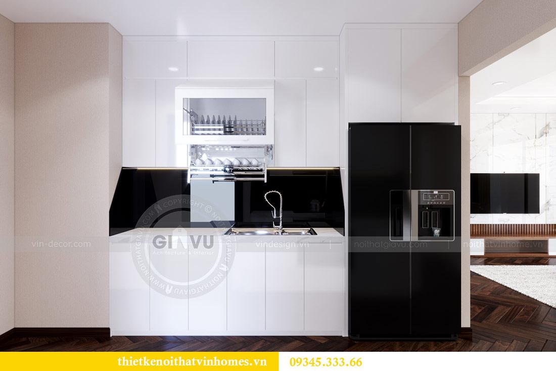 Thiết kế nội thất căn hộ Sky Lake tòa S1 căn 11 - chị Hồng 5