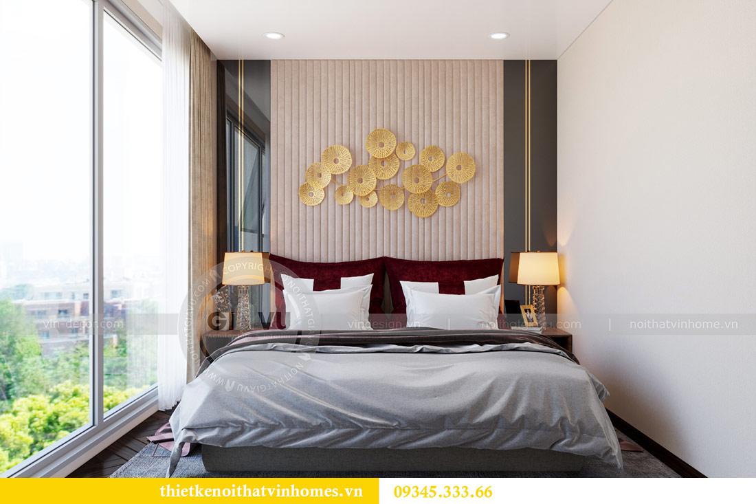 Thiết kế nội thất căn hộ Sky Lake tòa S1 căn 11 - chị Hồng 6
