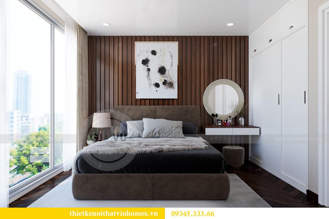 Thiết kế nội thất căn hộ Sky Lake tòa S1 căn 11 - chị Hồng 9