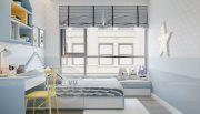 Thiết kế nội thất căn hộ Metropolis tòa M3 căn 02 - chị Thơm 10