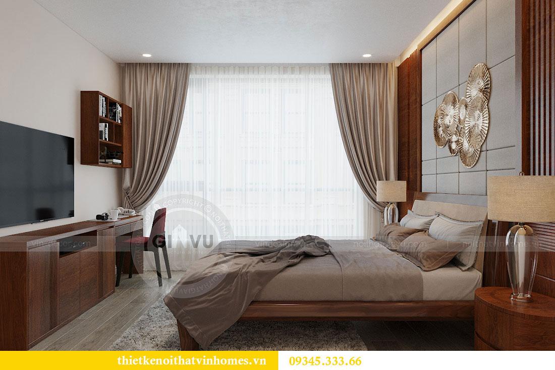 Thiết kế nội thất căn hộ Metropolis tòa M3 căn 02 - chị Thơm 6