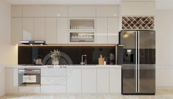 Thiết kế nội thất Vinhomes Dcapitale căn 3 phòng ngủ - anh Công 5