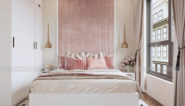 Thiết kế nội thất Vinhomes Dcapitale căn 3 phòng ngủ - anh Công 6