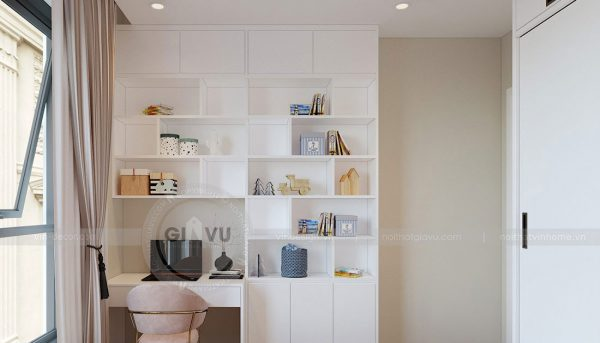 Thiết kế nội thất Vinhomes Dcapitale căn 3 phòng ngủ - anh Công 7