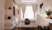 Tham khảo mẫu thiết kế nội thất chung cư phong cách hiện đại - anh Bình 10