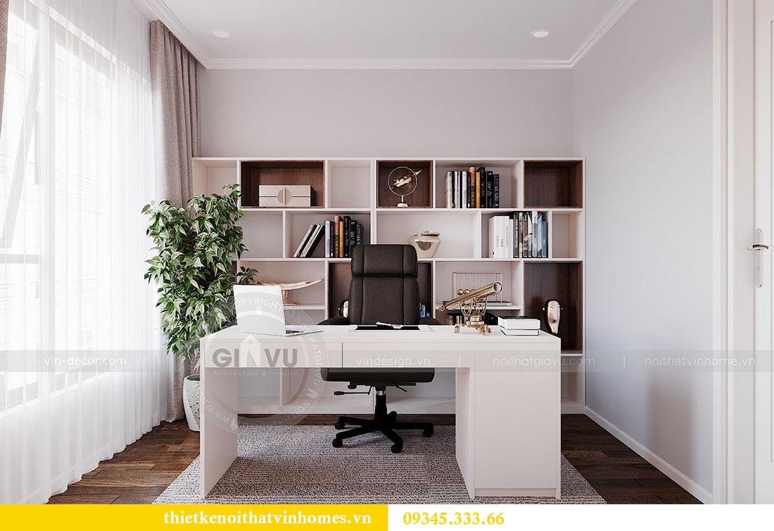 Tham khảo mẫu thiết kế nội thất chung cư phong cách hiện đại - anh Bình 11