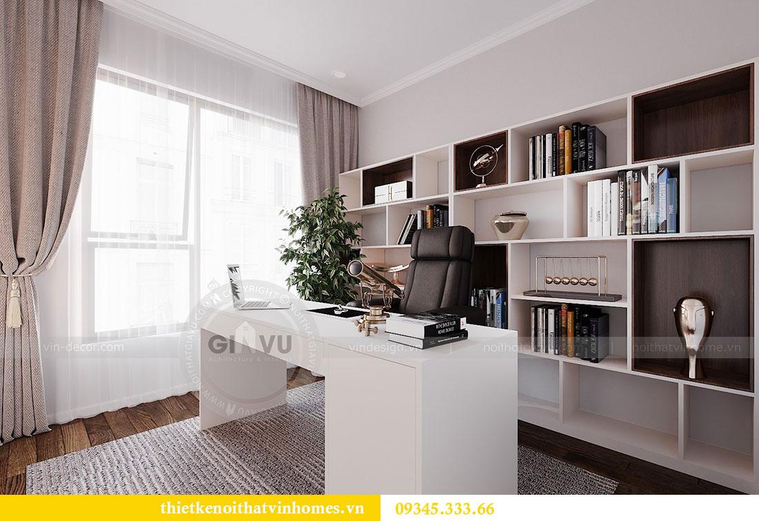 Tham khảo mẫu thiết kế nội thất chung cư phong cách hiện đại - anh Bình 12