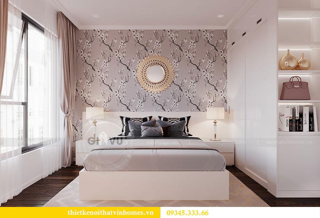 Tham khảo mẫu thiết kế nội thất chung cư phong cách hiện đại - anh Bình 6