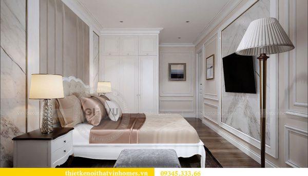 Thiết kế nội thất chung cư Dcapitale tòa C1 10