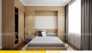 Thiết kế nội thất chung cư Dcapitale tòa C1 11