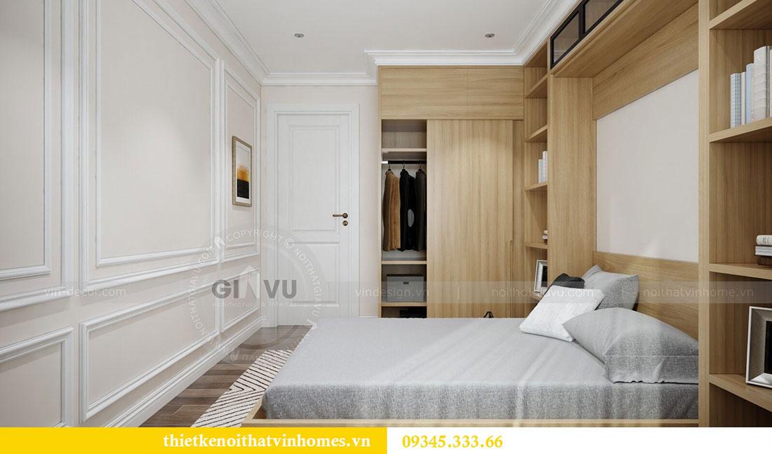 Thiết kế nội thất chung cư Dcapitale tòa C1 12