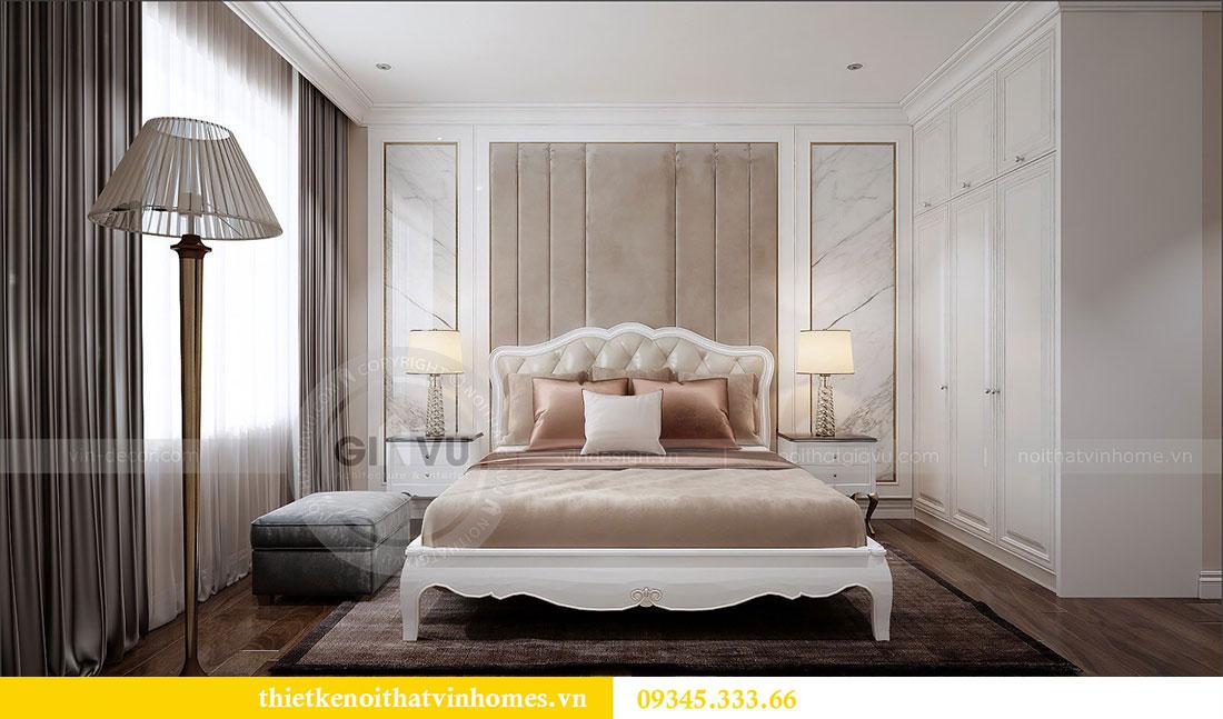 Thiết kế nội thất chung cư Dcapitale tòa C1 8