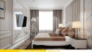 Thiết kế nội thất chung cư Dcapitale tòa C1 9