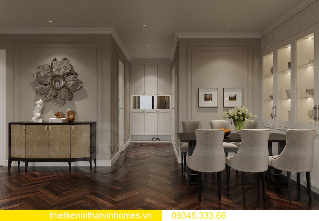 thiết kế nội thất chung cư Vinhomes West Point tòa W3 căn hộ 05A 01