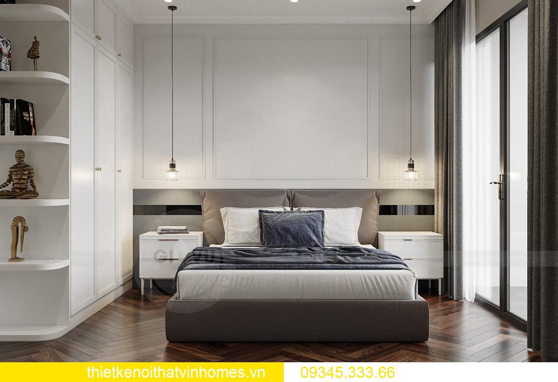 thiết kế nội thất chung cư Vinhomes West Point tòa W3 căn hộ 05A 12