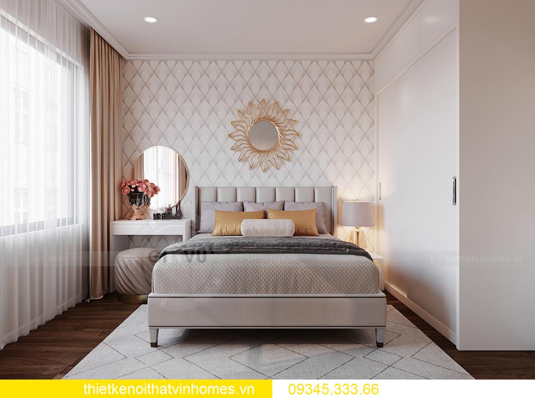 thiết kế nội thất căn hộ Vinhomes West Point tòa W3 căn 08A 7