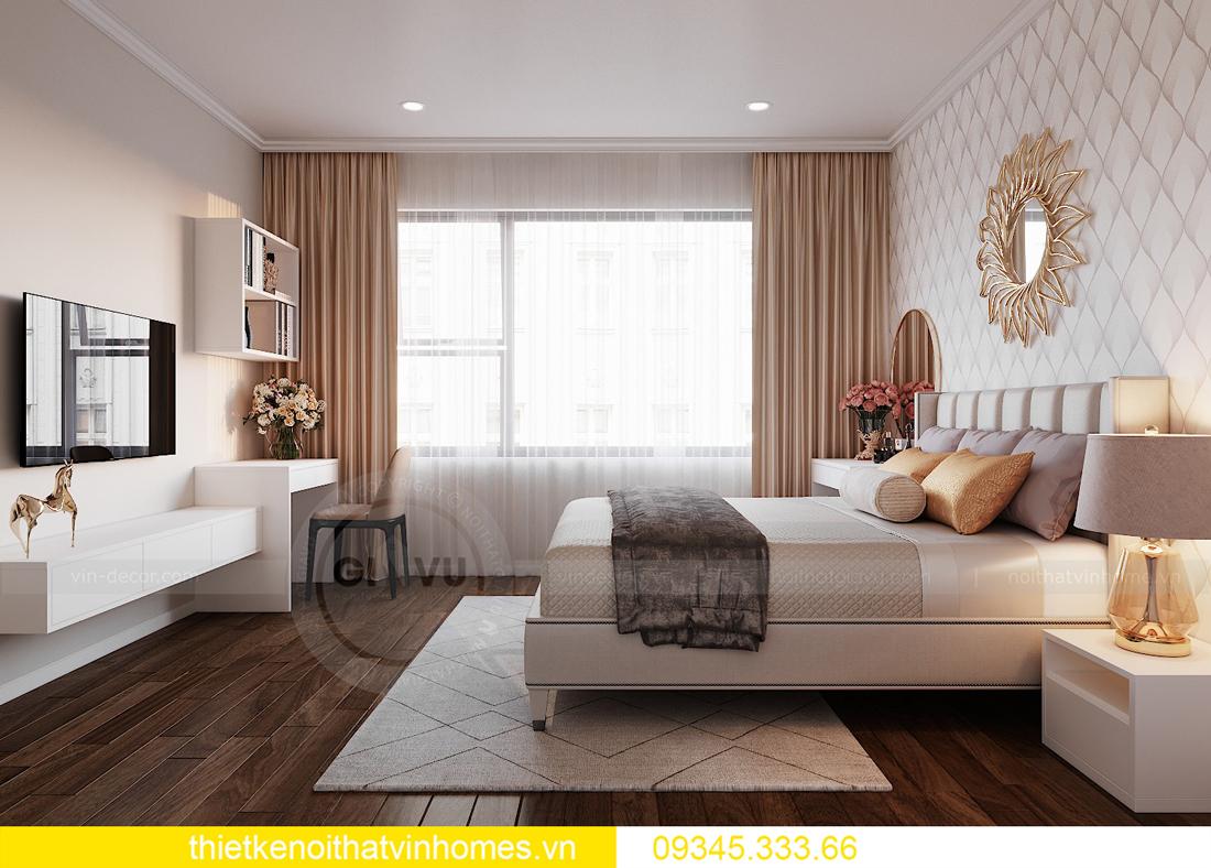 thiết kế nội thất căn hộ Vinhomes West Point tòa W3 căn 08A 8