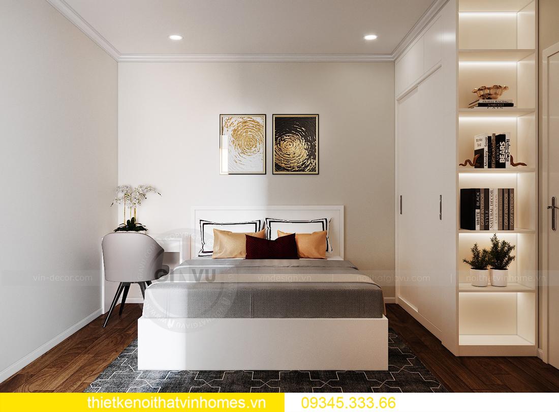 thiết kế nội thất căn hộ Vinhomes West Point tòa W3 căn 08A 9