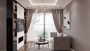 mẫu thiết kế nội thất chung cư West Point tòa W2 căn 06