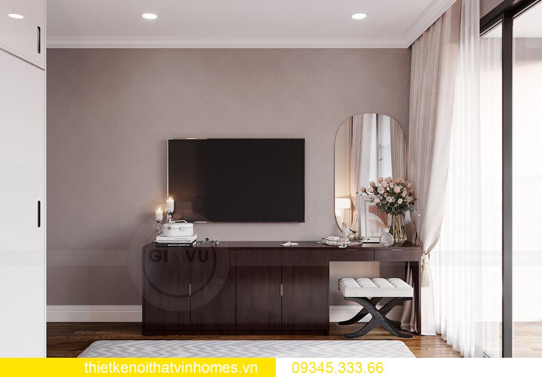 mẫu thiết kế nội thất chung cư West Point tòa W2 căn 06 9