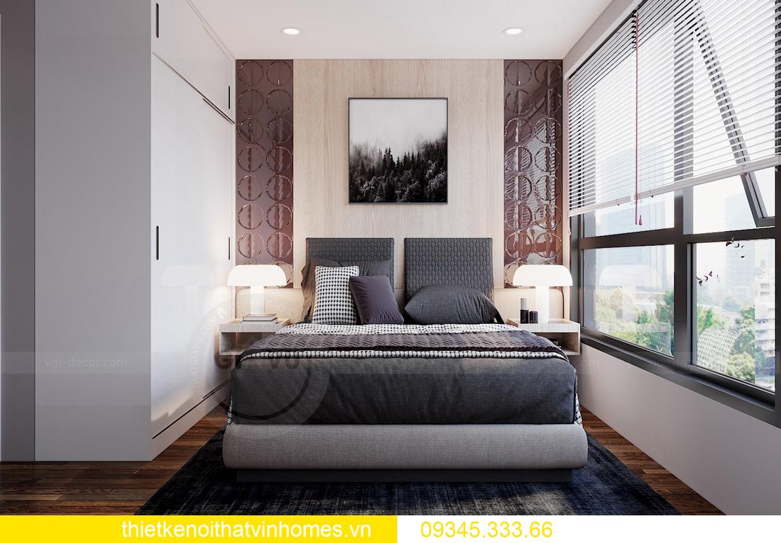 thiết kế thi công nội thất chung cư West Point tòa W2 căn 11A 7