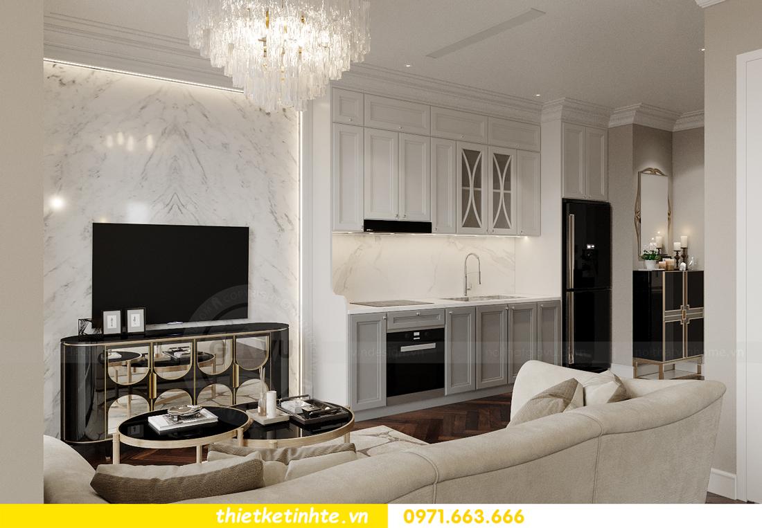 3 mẫu thiết kế nội thất chung cư ấn tượng nhất năm 2020 02