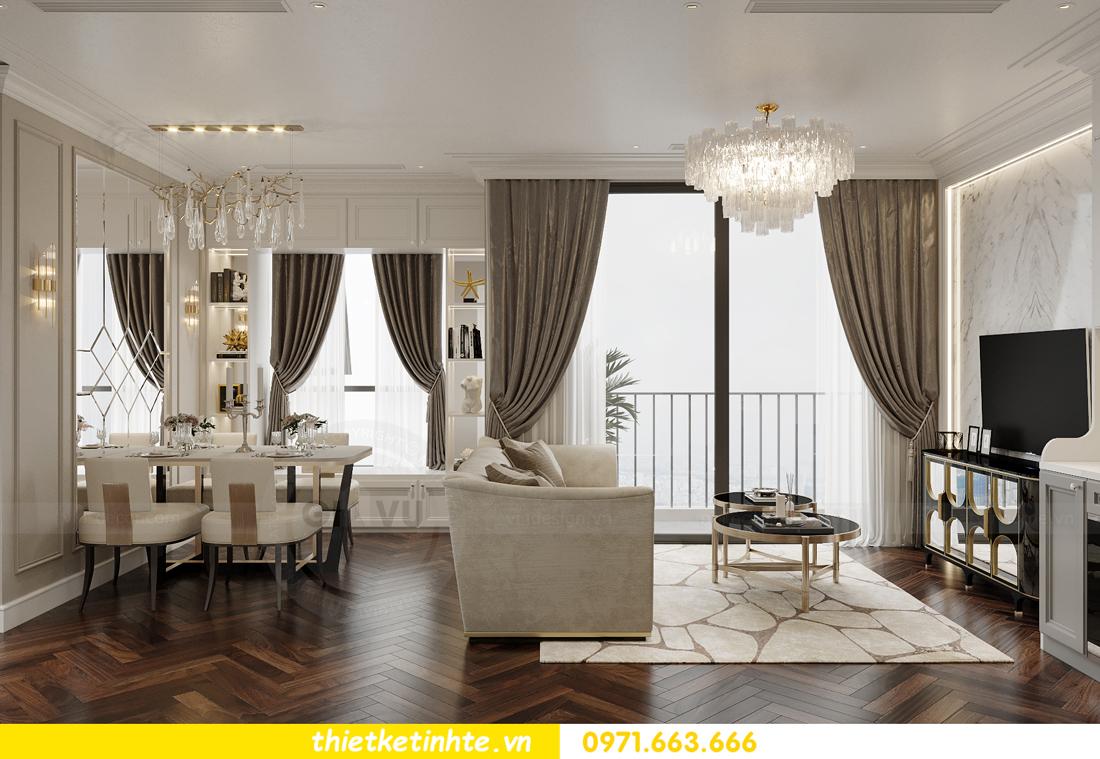 3 mẫu thiết kế nội thất chung cư ấn tượng nhất năm 2020 03
