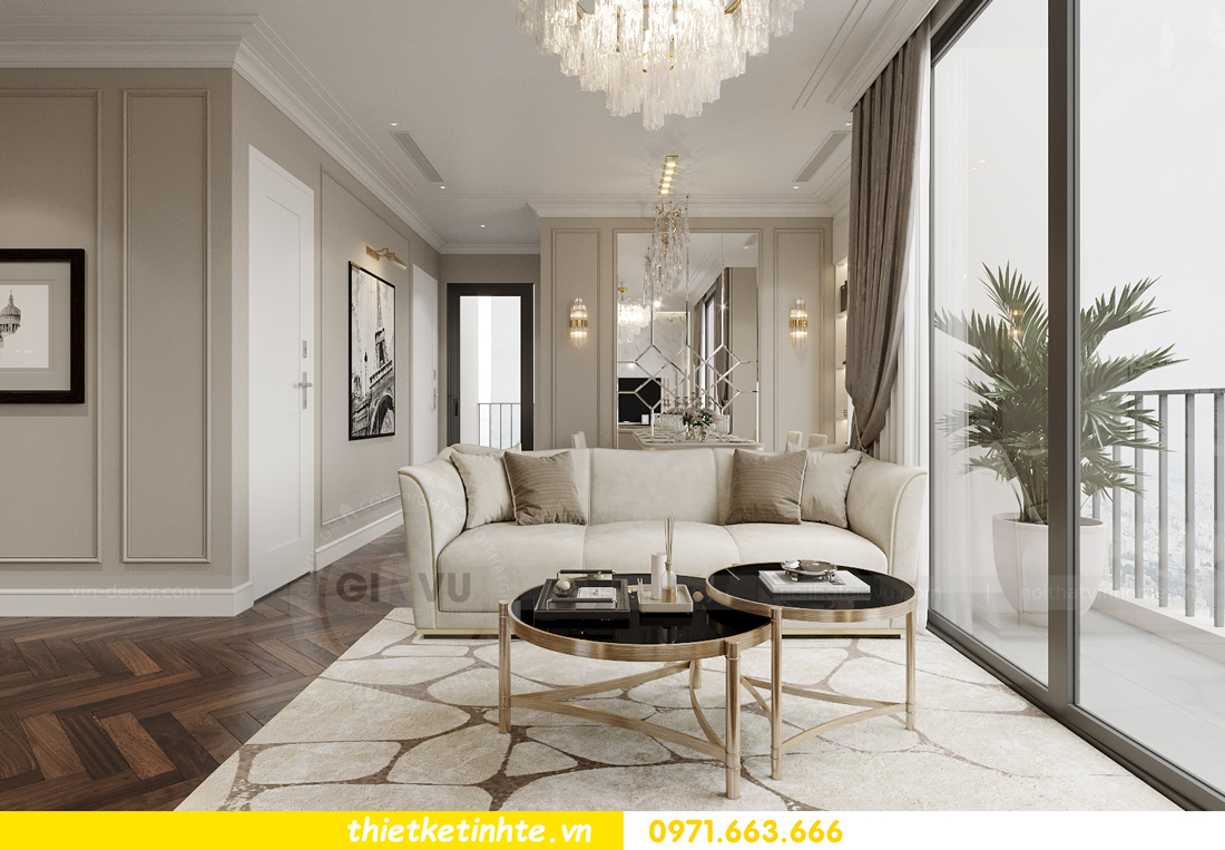 3 mẫu thiết kế nội thất chung cư ấn tượng nhất năm 2020 04
