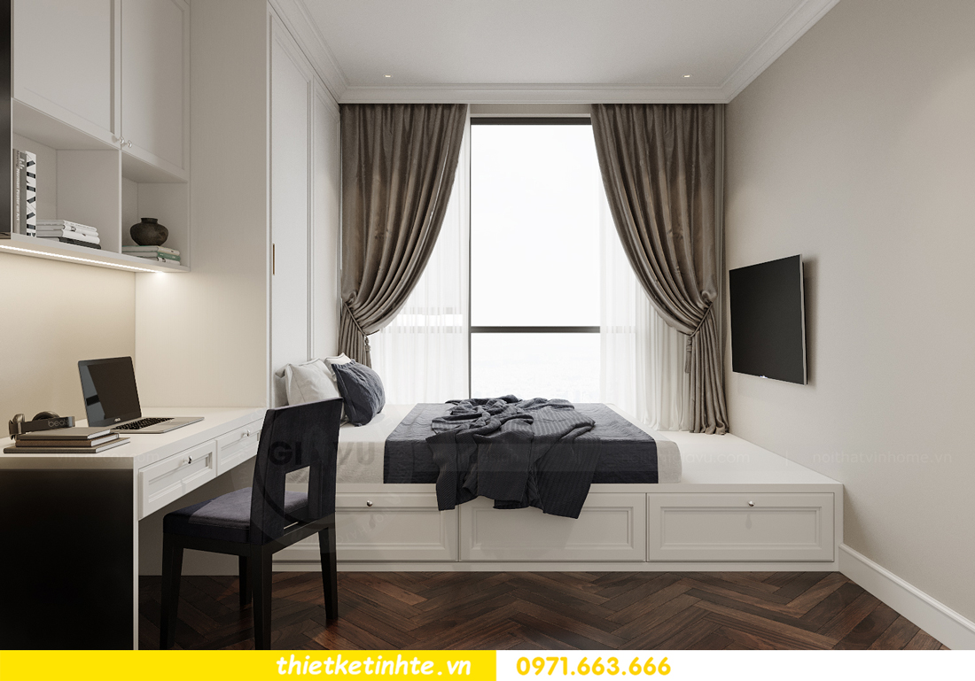 3 mẫu thiết kế nội thất chung cư ấn tượng nhất năm 2020 06