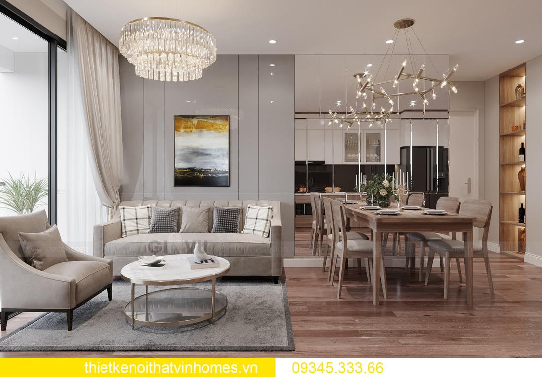 3 mẫu thiết kế nội thất chung cư ấn tượng nhất năm 2020 12