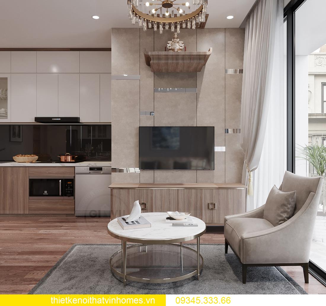 3 mẫu thiết kế nội thất chung cư ấn tượng nhất năm 2020 13