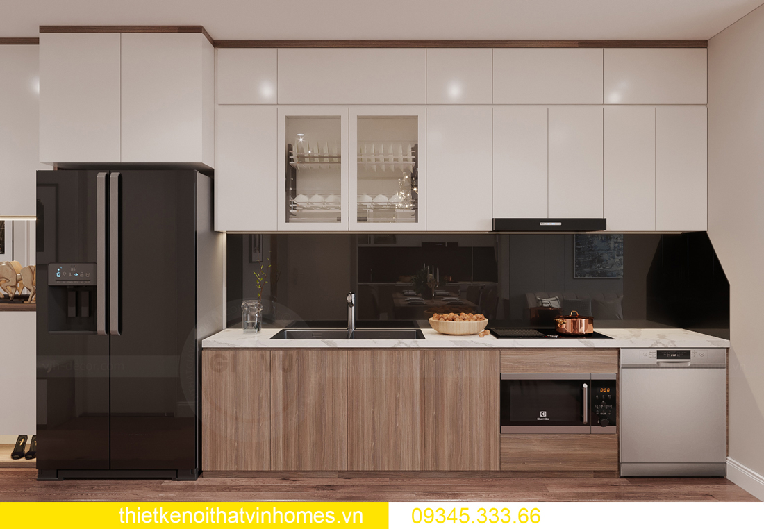 3 mẫu thiết kế nội thất chung cư ấn tượng nhất năm 2020 14
