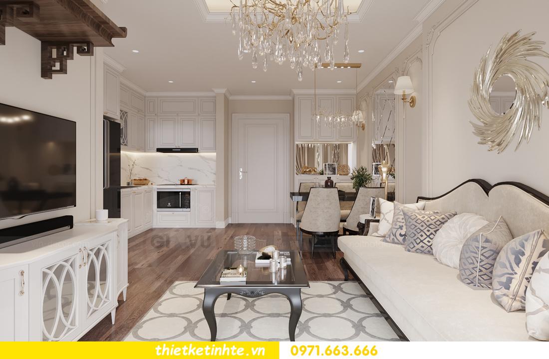 3 mẫu thiết kế nội thất chung cư ấn tượng nhất năm 2020 19