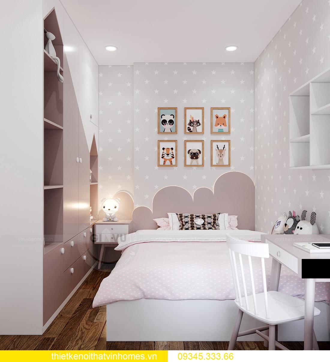 thi công nội thất chung cư Smart City tòa S202 căn hộ 10A 10