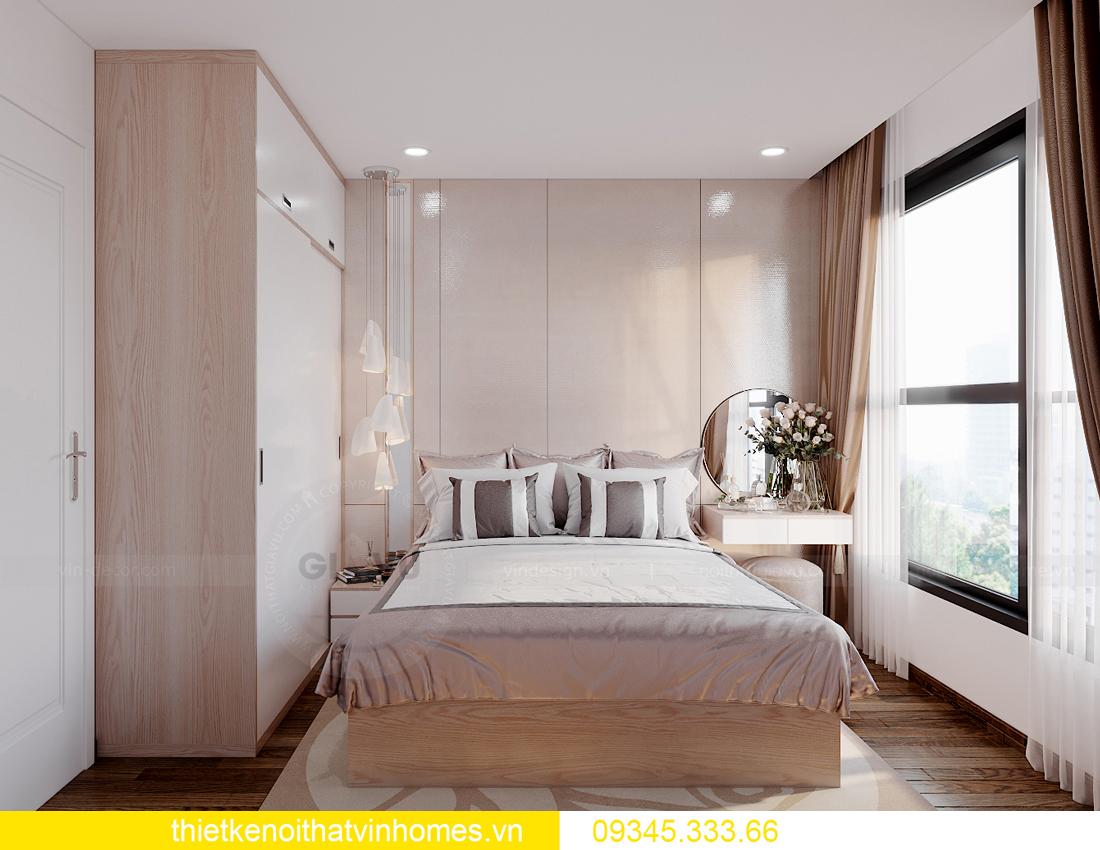 thi công nội thất chung cư Smart City tòa S202 căn hộ 10A 6