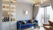 thiết kế nội thất Vinhomes Smart City tòa S201 căn 18